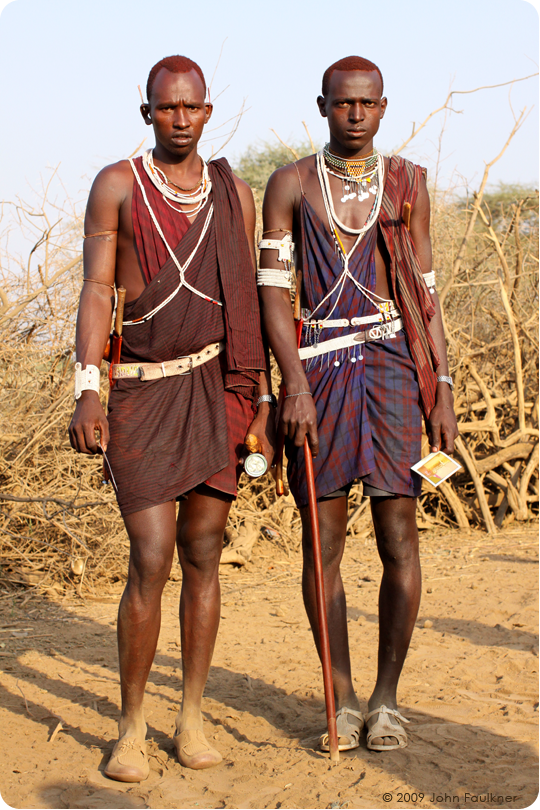 Kenyan Warriors (2009) John Faulkner